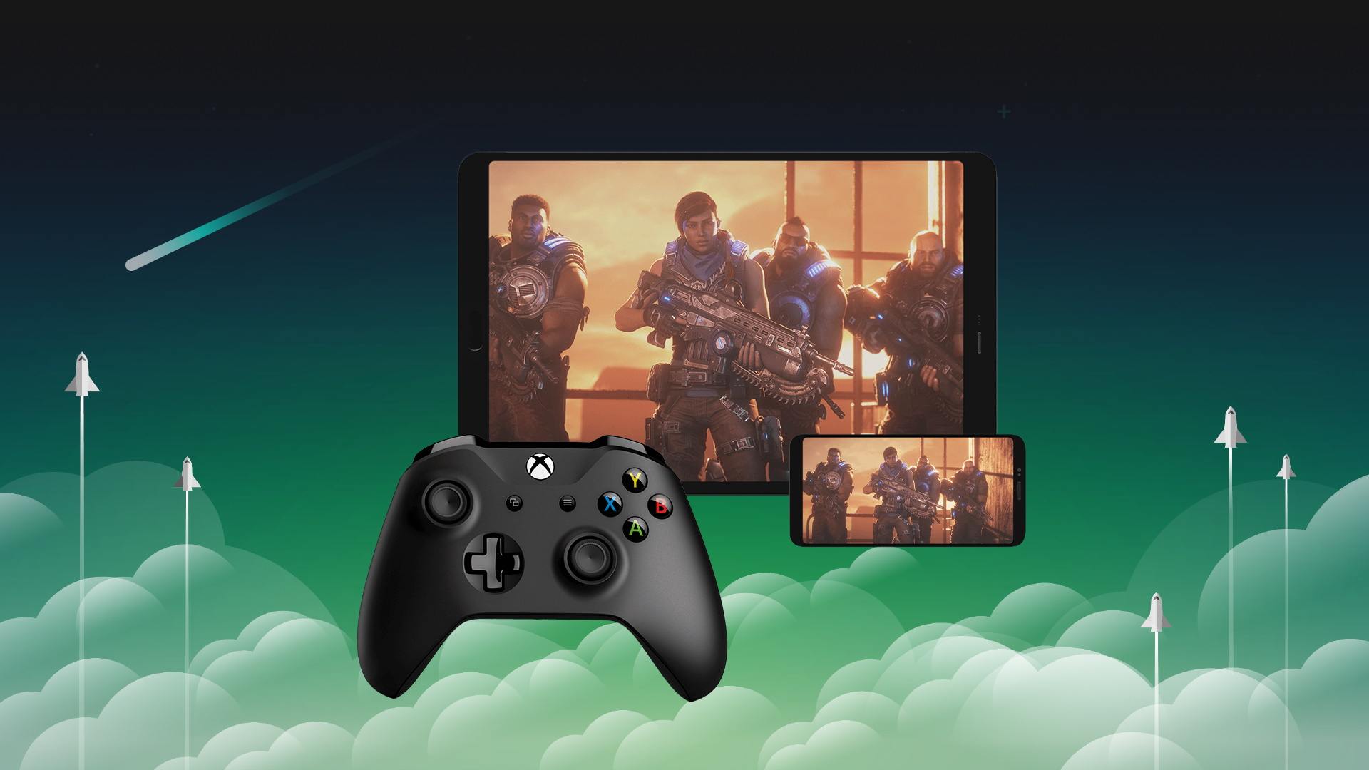 Xbox's cloud streaming beta finally adds iOS devices screenshot