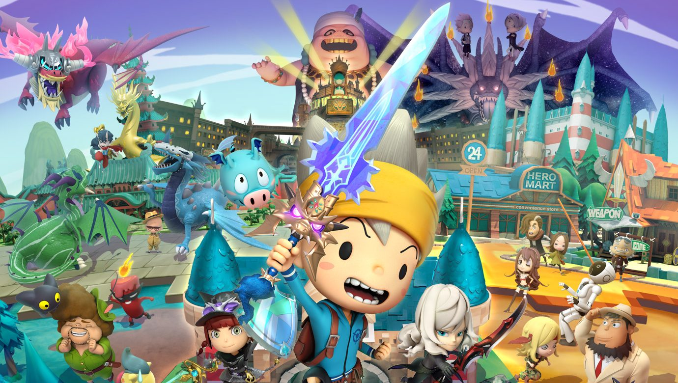 Nintendo Download: Snack World: The Dungeon Crawl - Gold screenshot