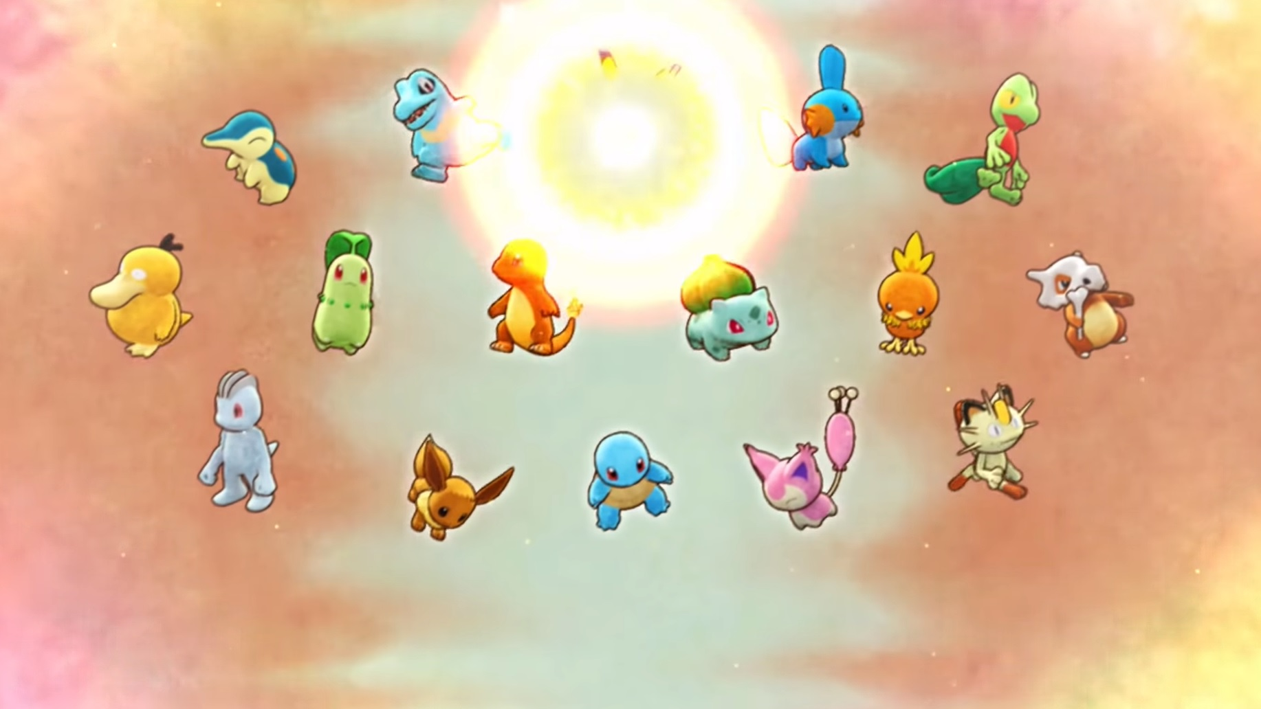 Here's another look at Pokemon Mystery Dungeon: Rescue Team DX screenshot