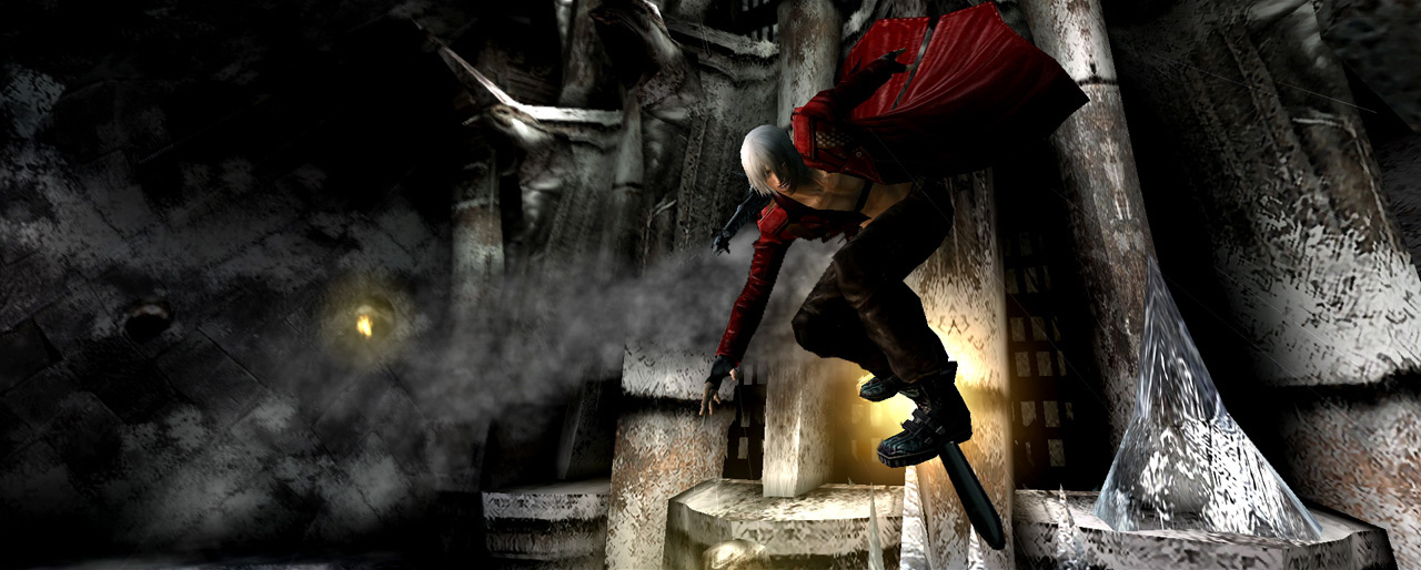 Bloody Palace co-op is the icing on top of Devil May Cry 3 Switch screenshot