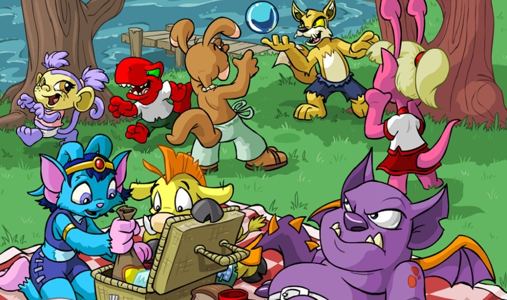 Remember Neopets? They're back! In TV form! screenshot
