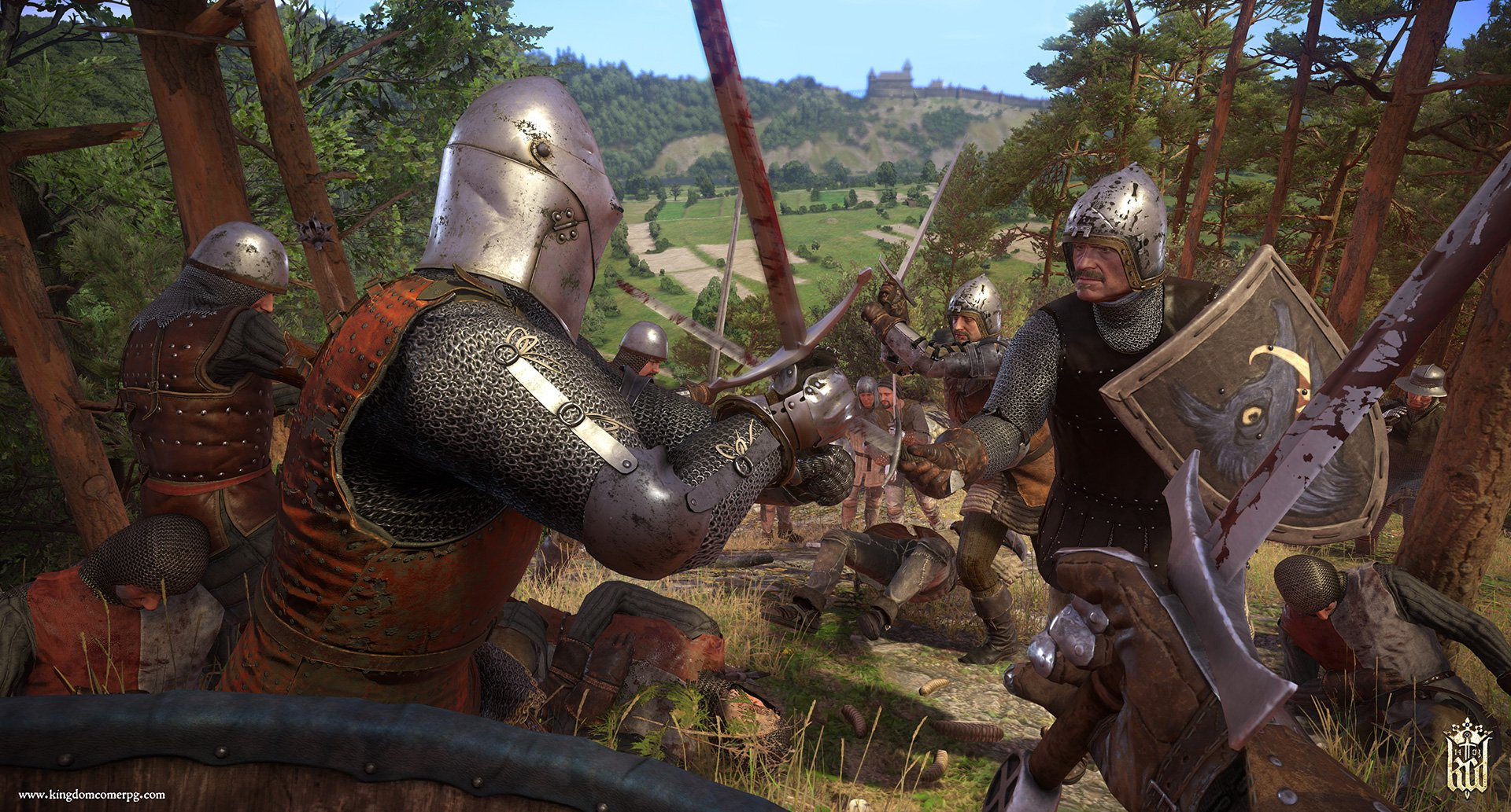 Kingdom Come: Deliverance and Aztez are free to keep on PC screenshot