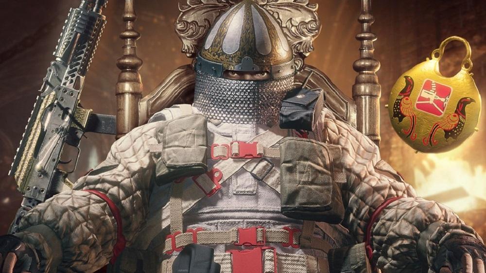 Rainbow Six Siege's terrifying Tachanka rework will turn a Lord into a GOD (emb) screenshot