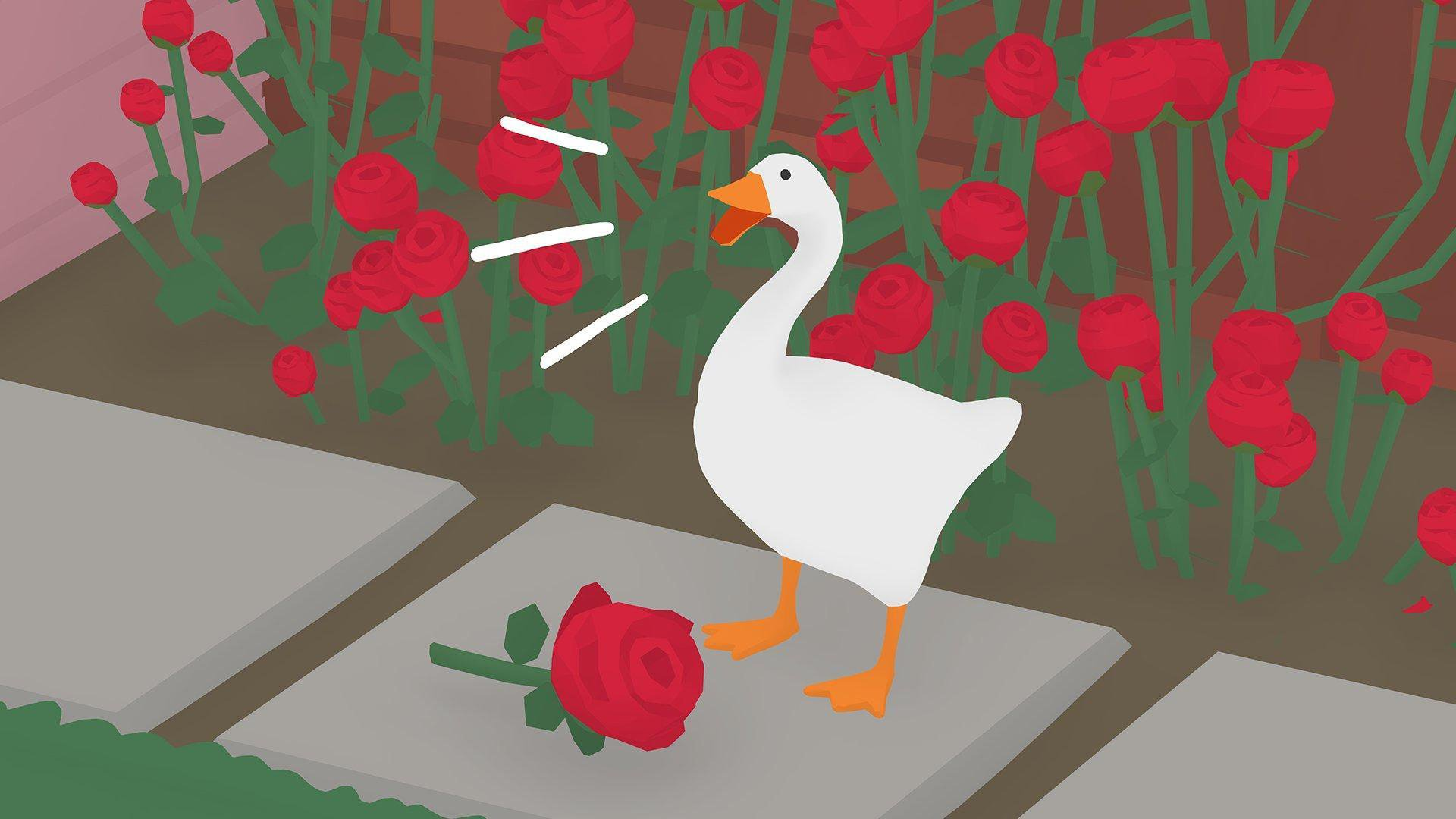 Untitled Goose Game steals itself the top prize at the D.I.C.E. Awards screenshot