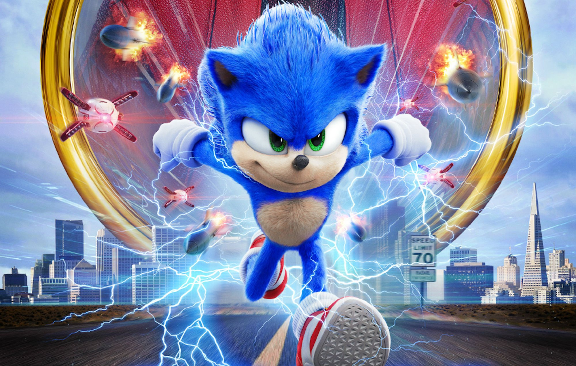 The not-bad Sonic movie's mid-credits scene hints at more to come screenshot