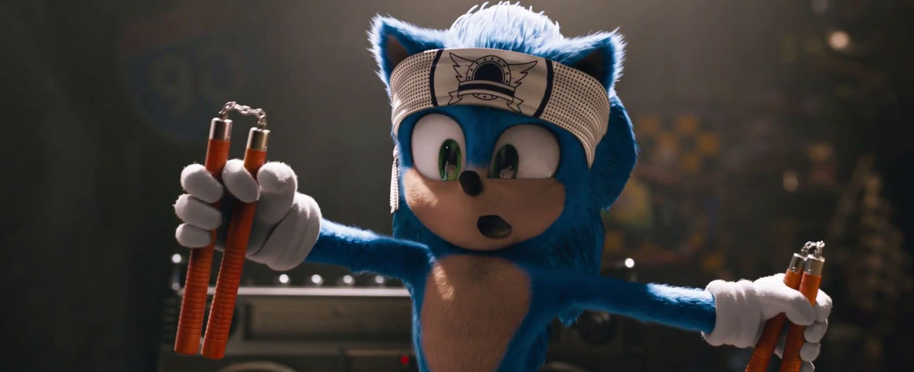 Wait Is Sonic The Hedgehog The Best Video Game Movie Ever