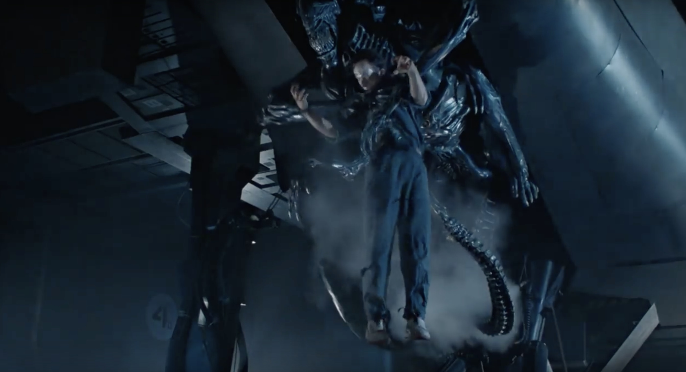 3D Realms was making an Aliens game in the vein of Left 4 Dead screenshot
