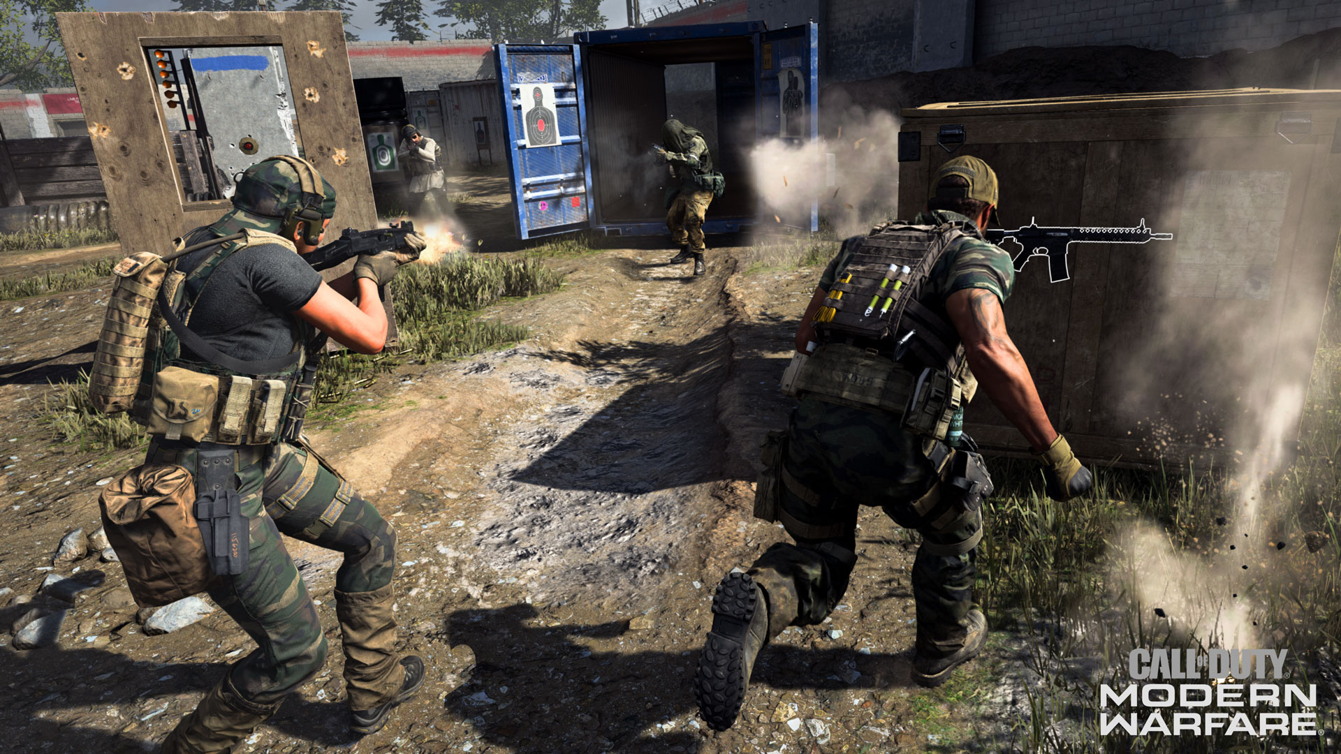 New Modern Warfare reports say Warzone will be free-to-play, support 200 players, and launch in early March screenshot