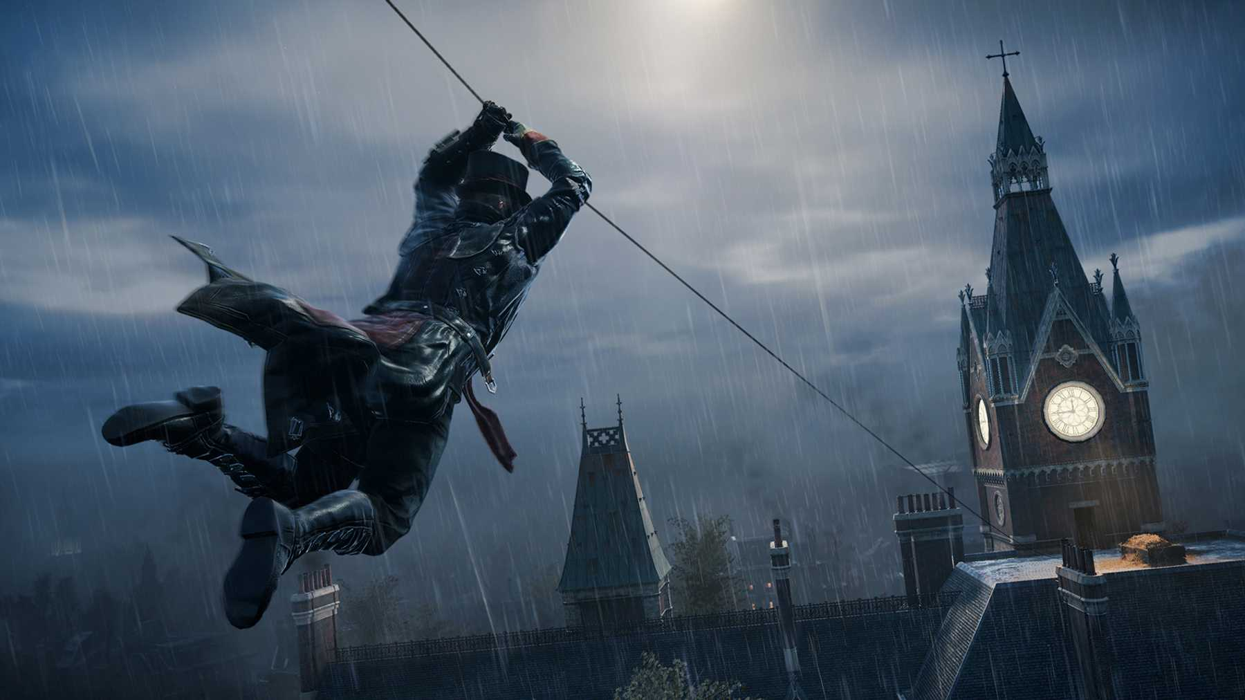 Assassin's Creed Syndicate is a surprising late entry for this week's free Epic game screenshot