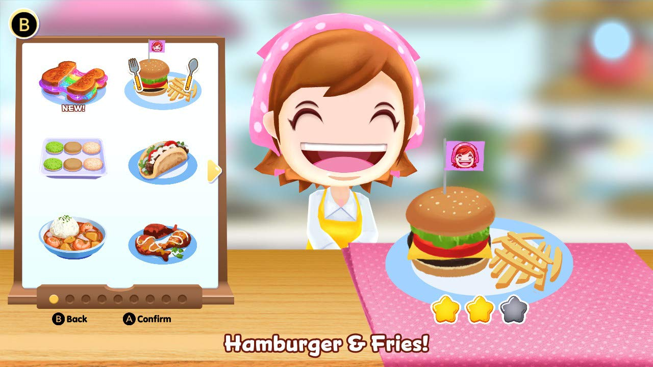 Cooking Mama: Cookstar looks tailor-made for Instagramming foodies  screenshot