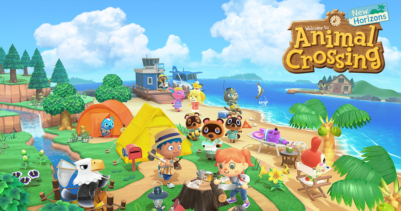 The next Nintendo Direct is all about Animal Crossing screenshot