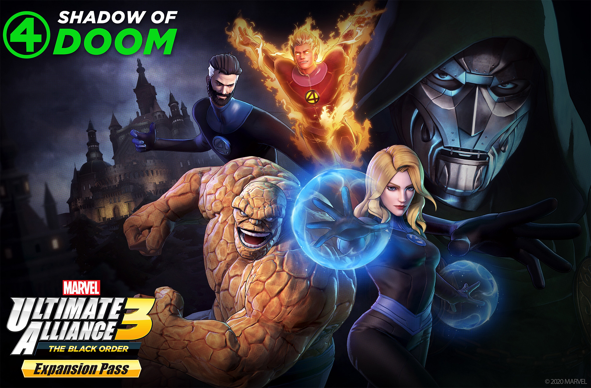 Marvel Ultimate Alliance 3's Shadow of Doom DLC is out March 26 screenshot