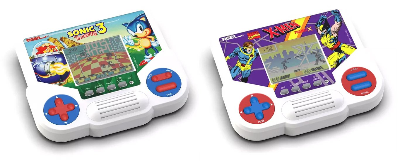 Tiger Electronics handhelds are alive and well in 2020 screenshot