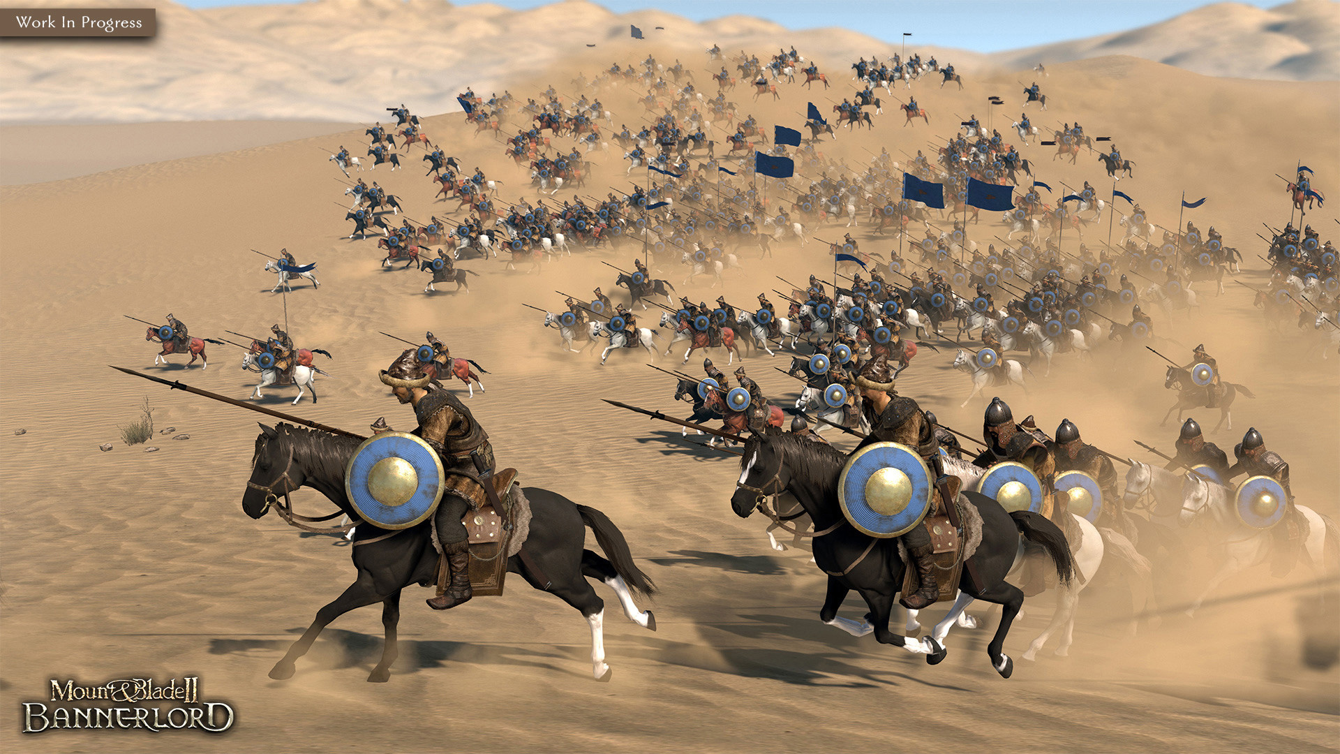 Mount & Blade II: Bannerlord starts Early Access on March 31 screenshot