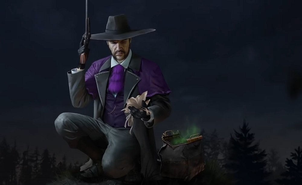 Doc McCoy rides into town with Desperados III this summer screenshot