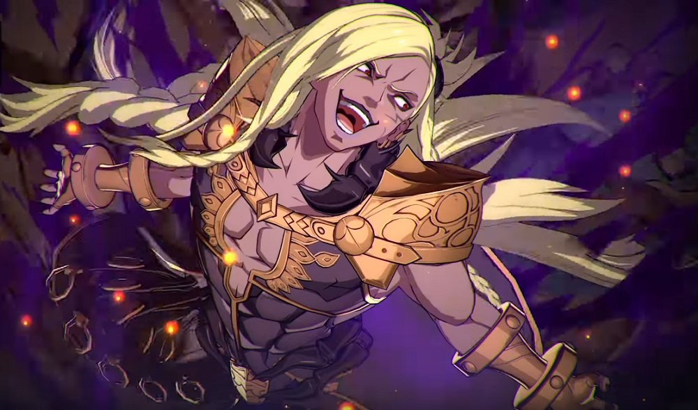 Granblue Fantasy: Versus will reign hell with Beelzebub on launch day screenshot