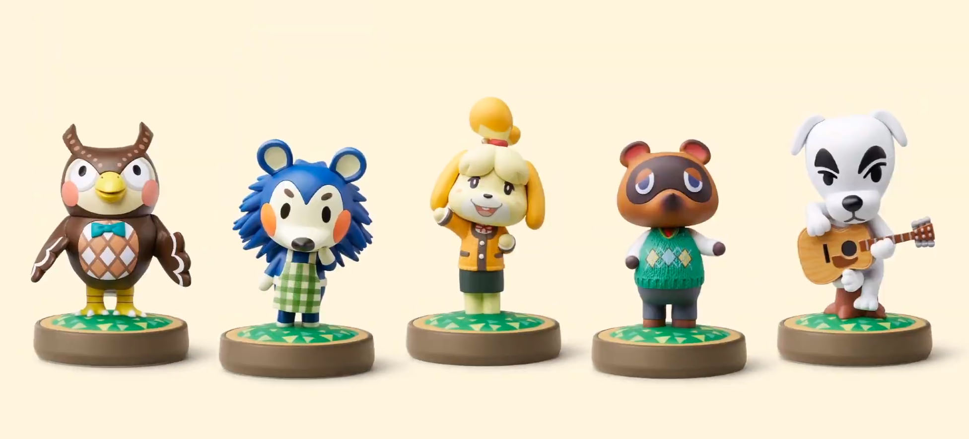 Animal Crossing: New Horizons will support amiibo, allows up to eight players on one island screenshot