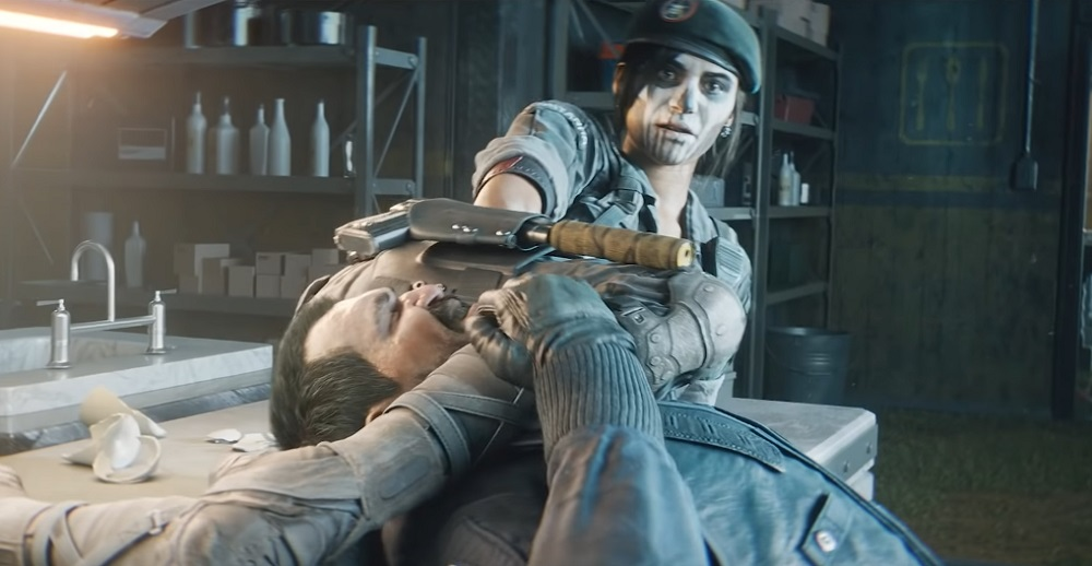 Action-packed Rainbow Six Siege cinematic represents evolution of the franchise screenshot