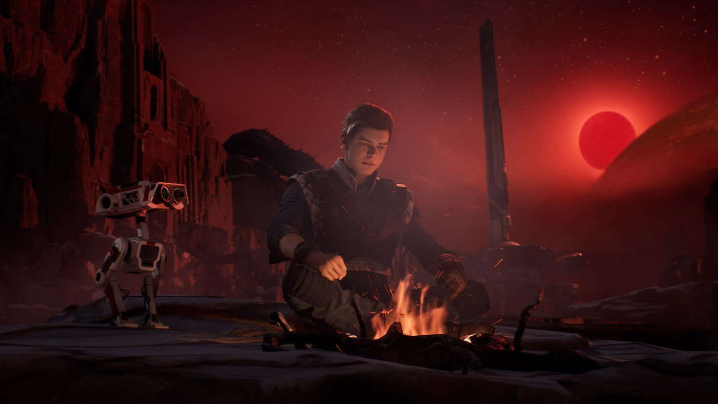 Jedi: Fallen Order dodged a delay because it needed to hit holiday sales target screenshot