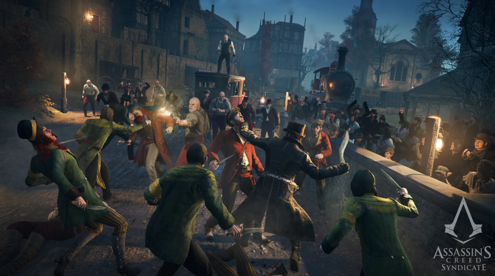 PSA: Assassin's Creed Syndicate is free right now screenshot