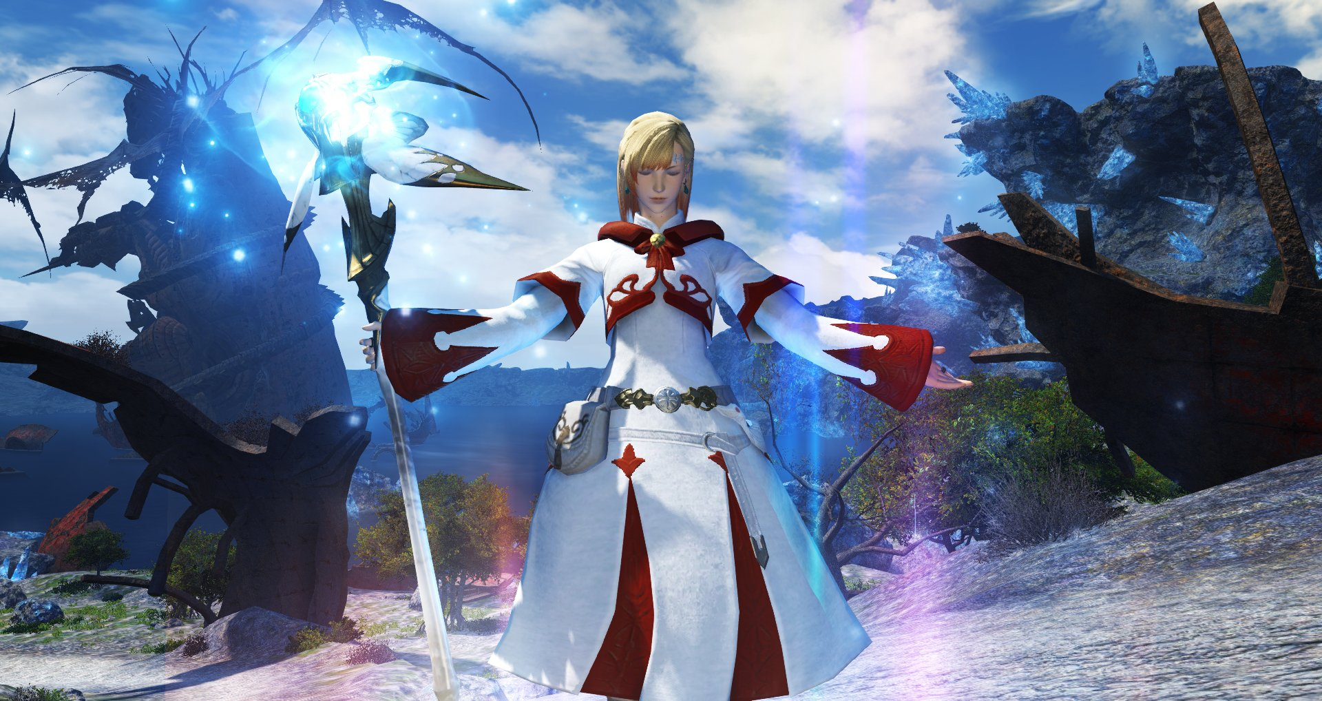 Square Enix joins Sony, cancels PAX East plans for Final Fantasy XIV screenshot
