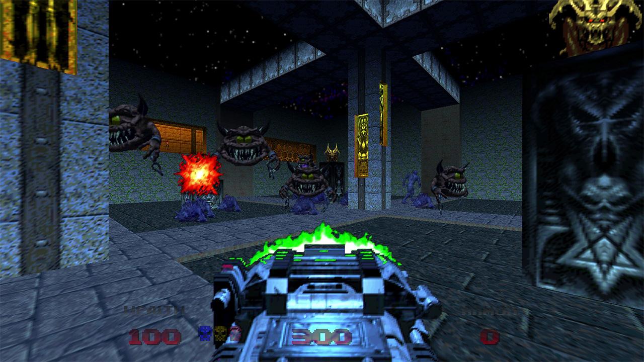At five bucks, I can't turn down Doom 64 on Switch screenshot