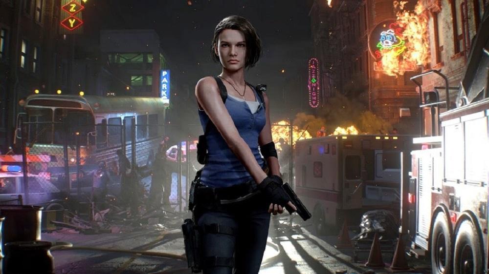Resident Evil 3 leaked screenshots reveal the twisted horrors of Raccoon City screenshot