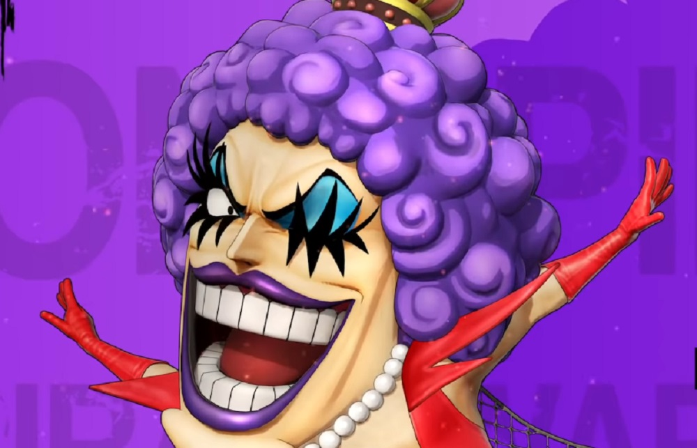 One Piece: Pirate Warriors 4 drops nutty trailers for Boa Hancock, Dracule Mihawk, Buggy and Emporio Ivankov screenshot
