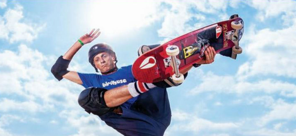 The feature-length Tony Hawk's Pro Skater game documentary premieres next week at a film festival screenshot