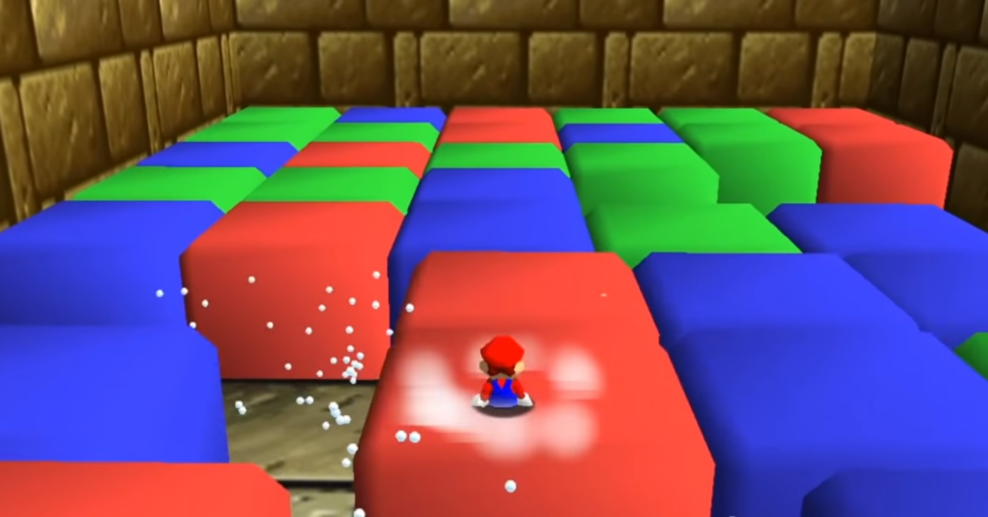 Mario Party 64 has been turned into a platformer with this recent mod screenshot