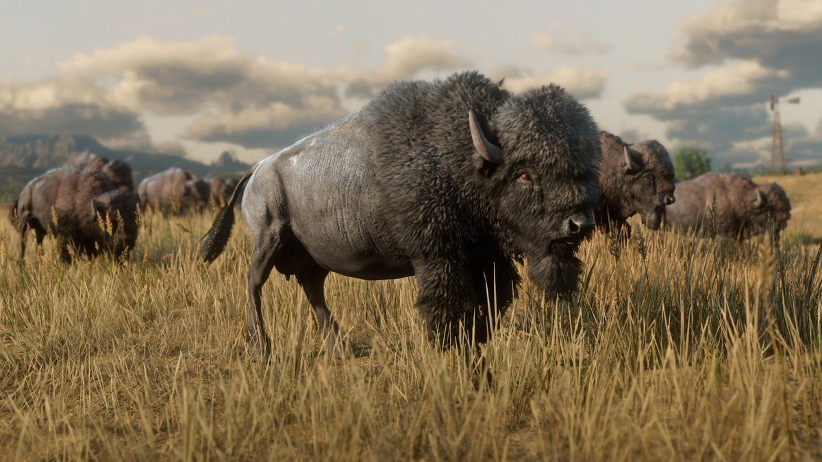 This footage shows just how real Red Dead Redemption 2's animals are