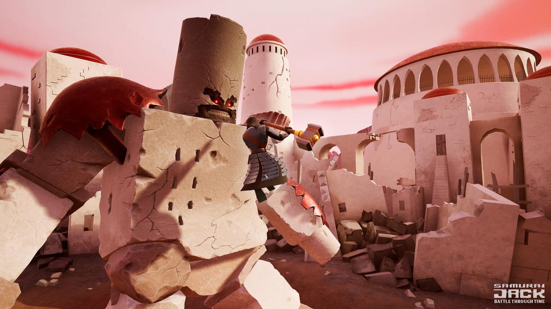 Samurai Jack: Battle Through Time is an unexpected new game screenshot