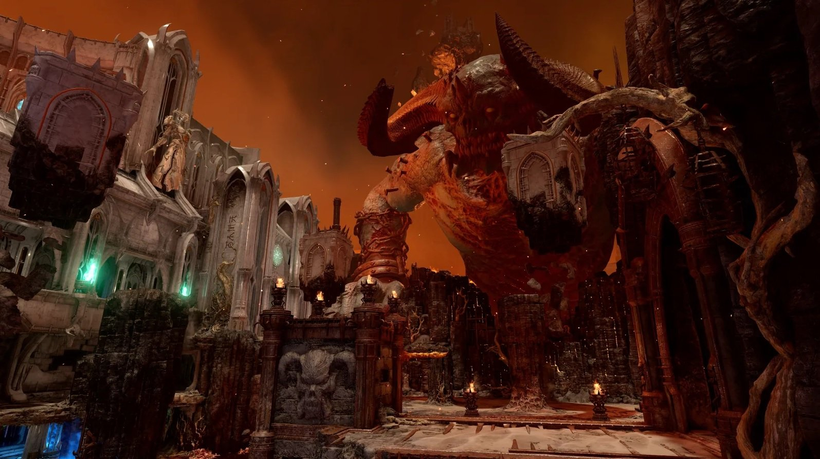 This Doom Eternal Tv Ad Misses The Mark Entirely