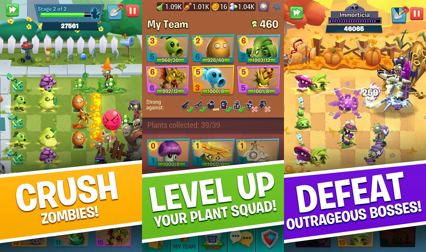 Plants vs. Zombies 3 is slowly starting to roll out screenshot