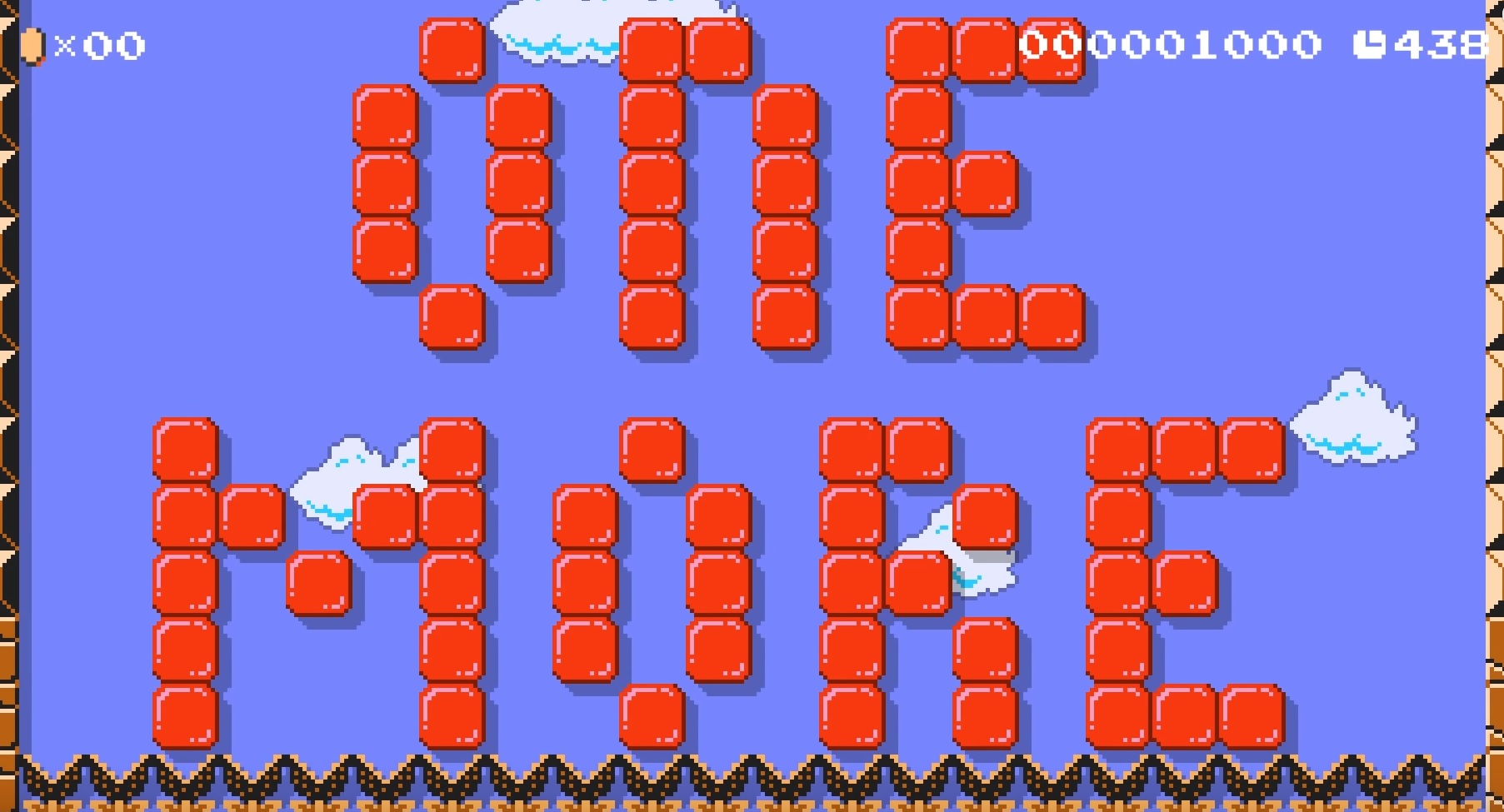 There's a Nintendo Direct level in Super Mario Maker 2 now, as the wait continues screenshot
