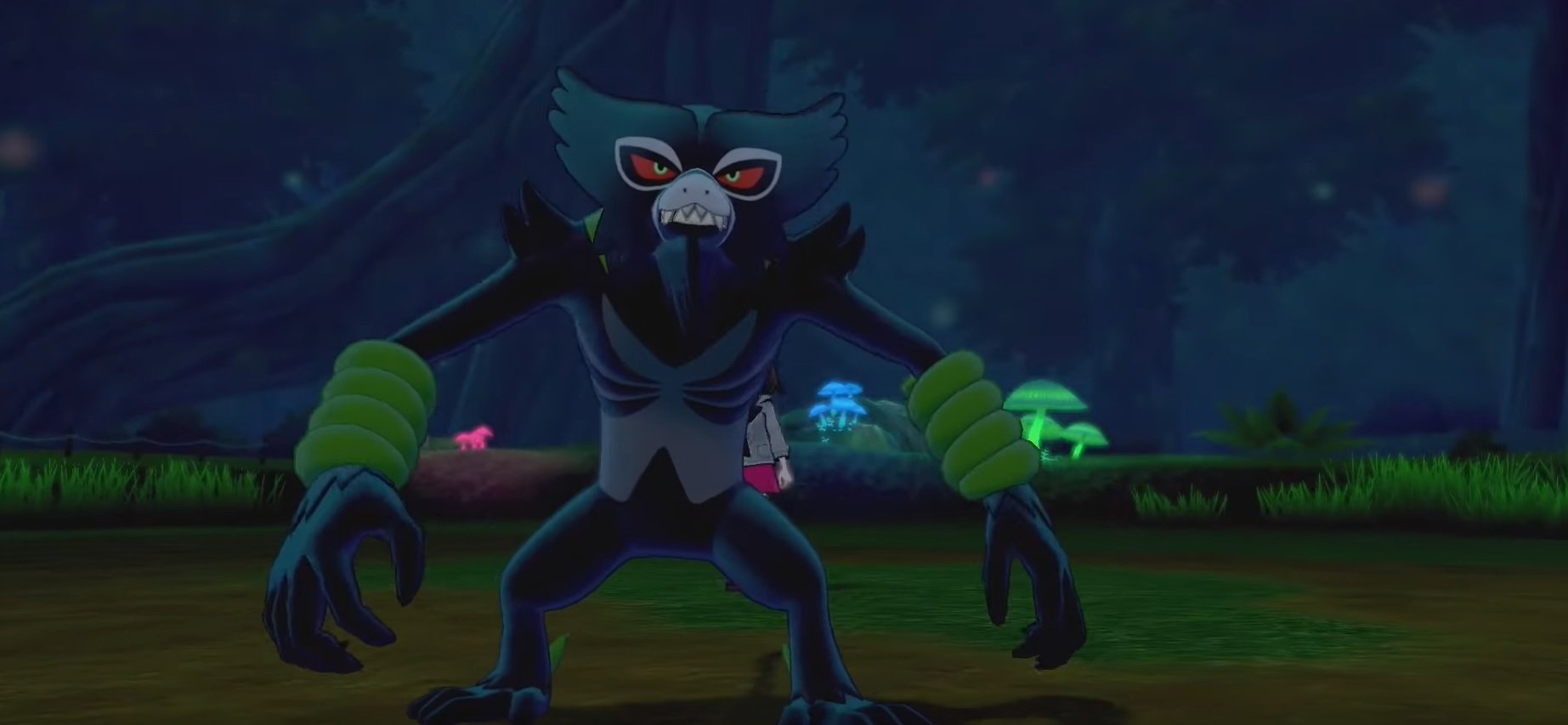 Who's that new mythical Pokemon? Zarude! screenshot