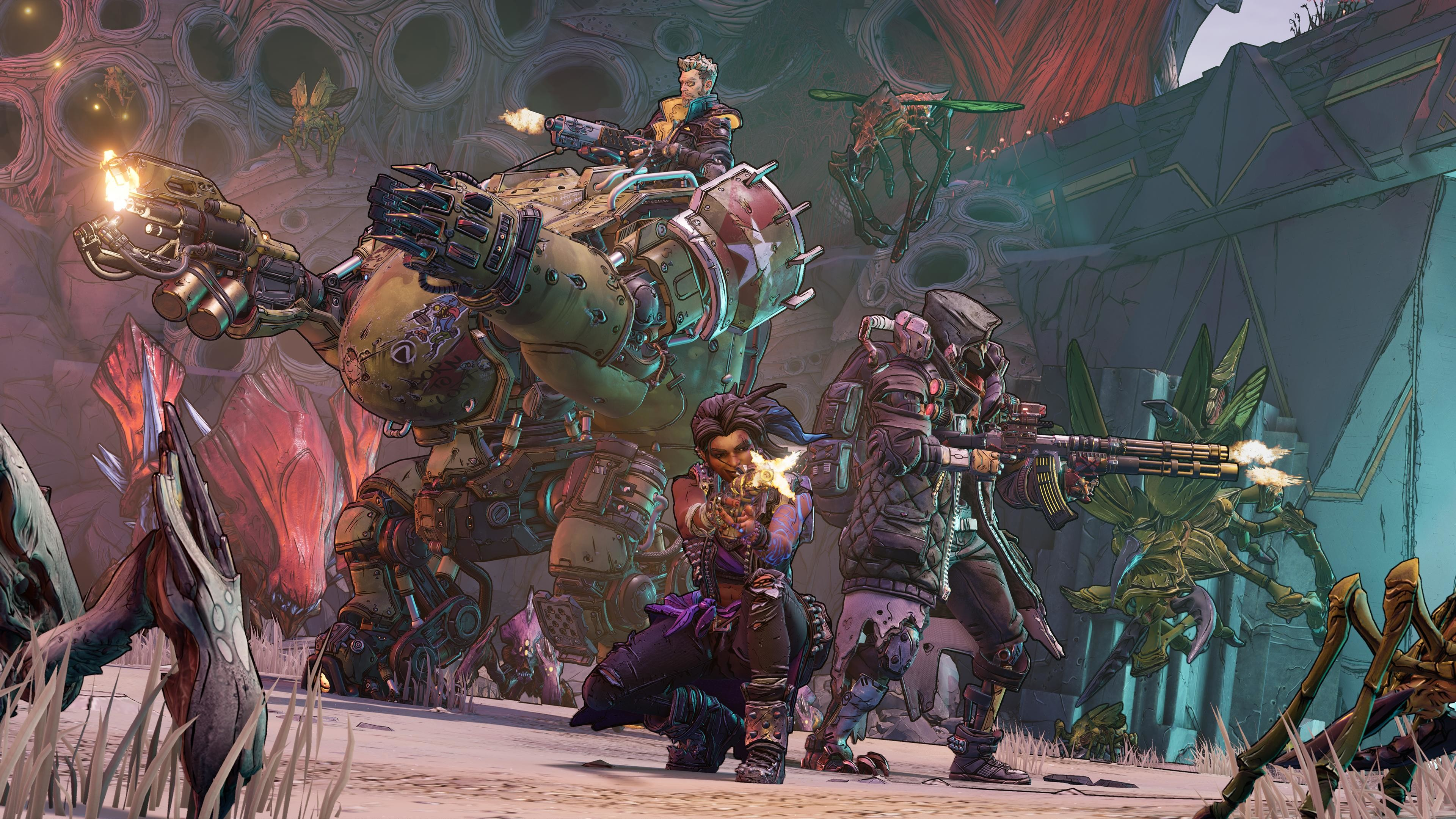 Borderlands 3 launches on Steam on March 13 screenshot