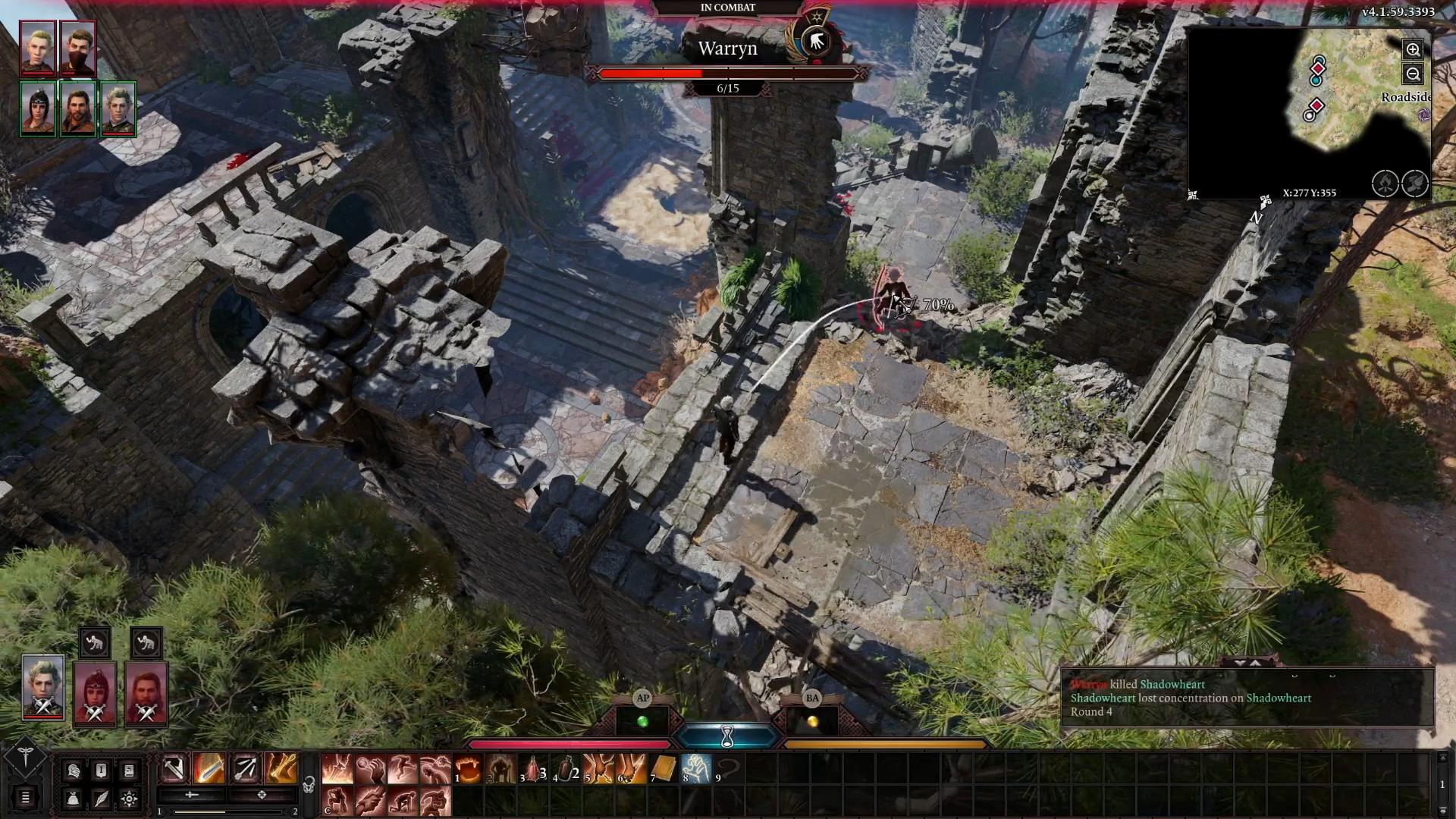 Baldur's Gate 3 is gonna be a damn good time screenshot