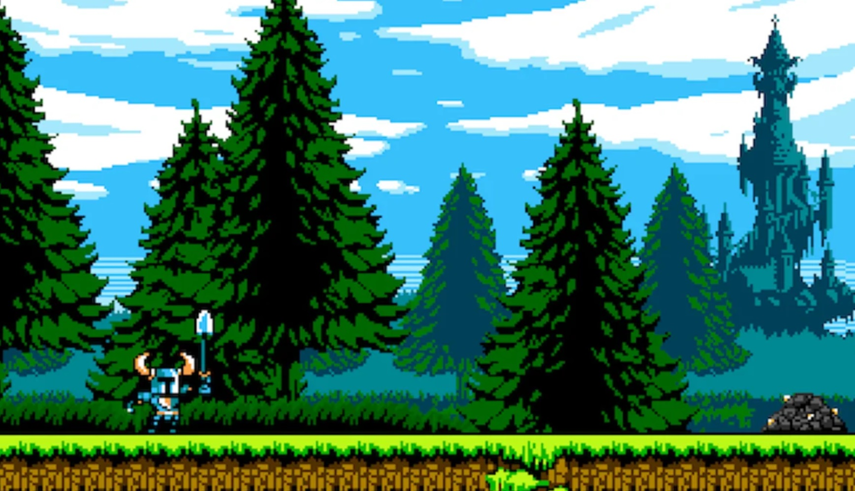 A new Shovel Knight isn't out of the question, according to its creator screenshot