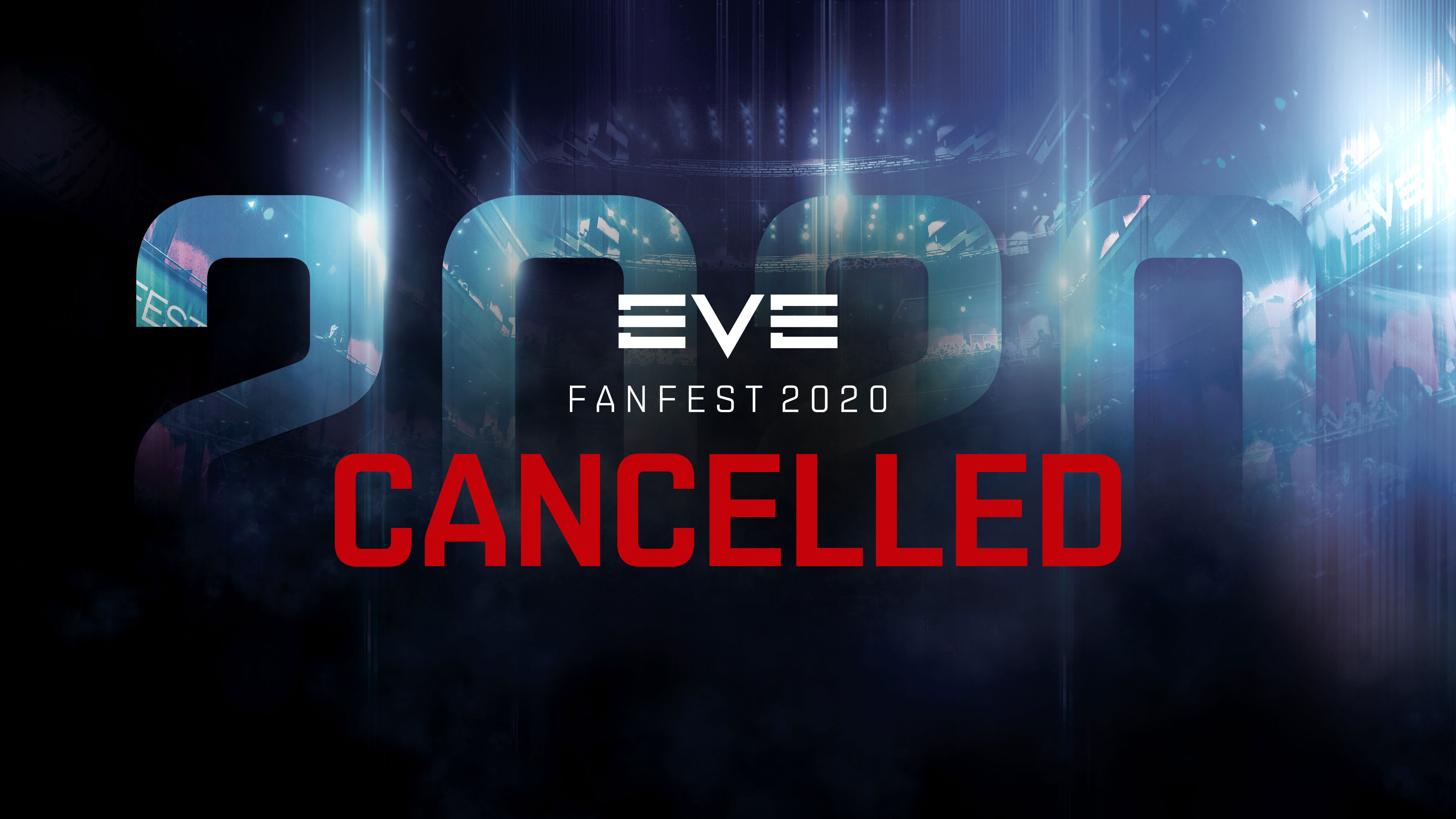 CCP cancels its anticipated 2020 EVE Fanfest Iceland event amid coronavirus concerns screenshot