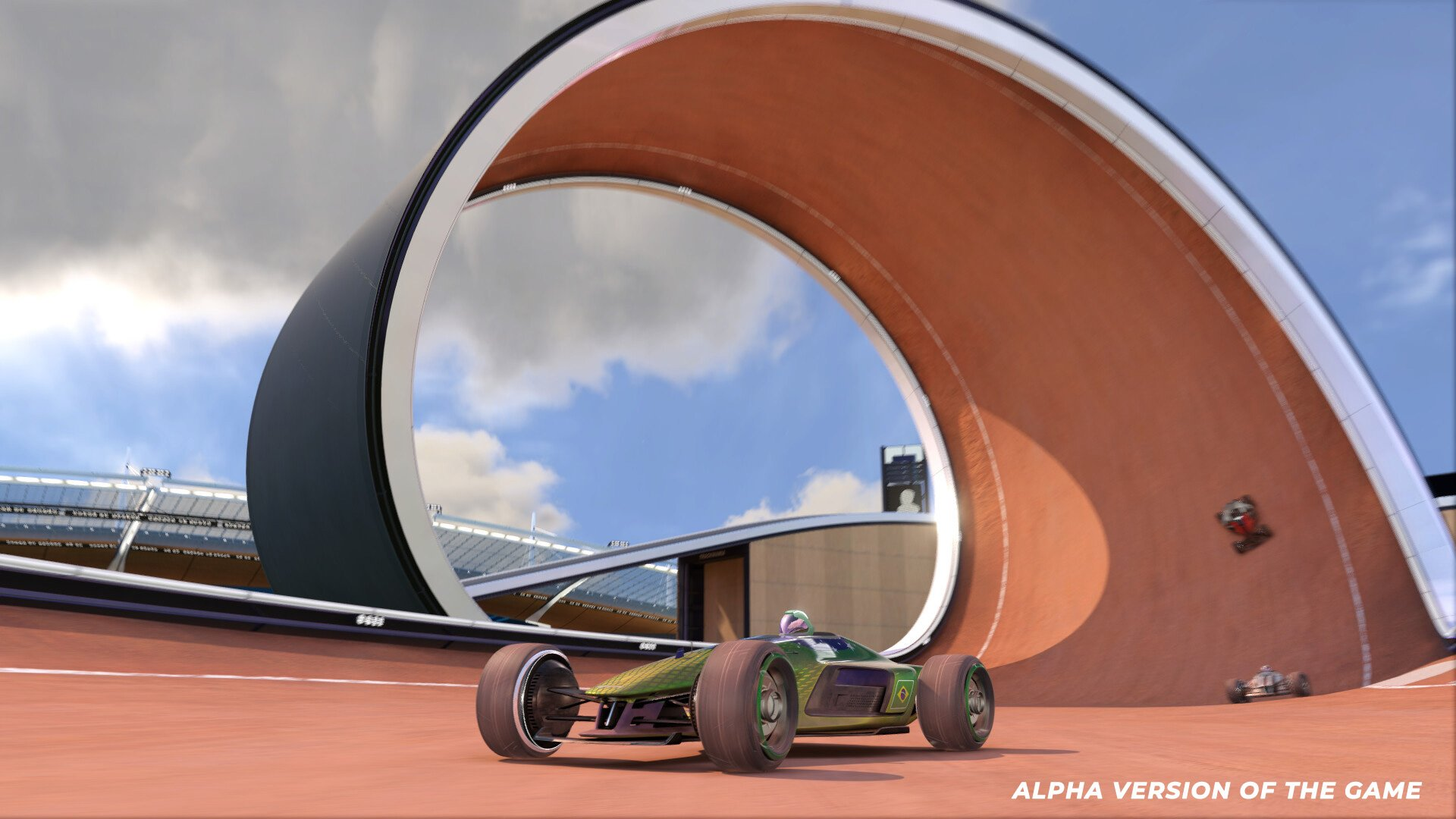 Ubisoft is doing a 2020 remake of TrackMania Nations screenshot