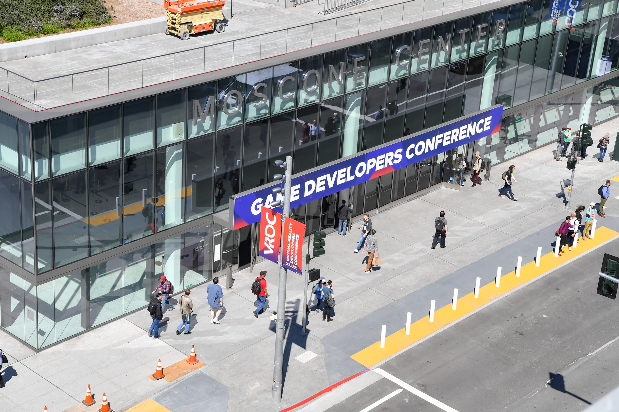 More companies cancel GDC showings, but GDC organizers refuse to admit defeat screenshot