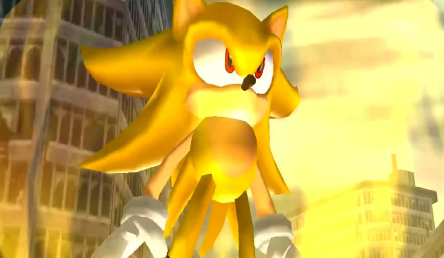 Super Sonic didn't feel right in the debut Sonic film, director says screenshot