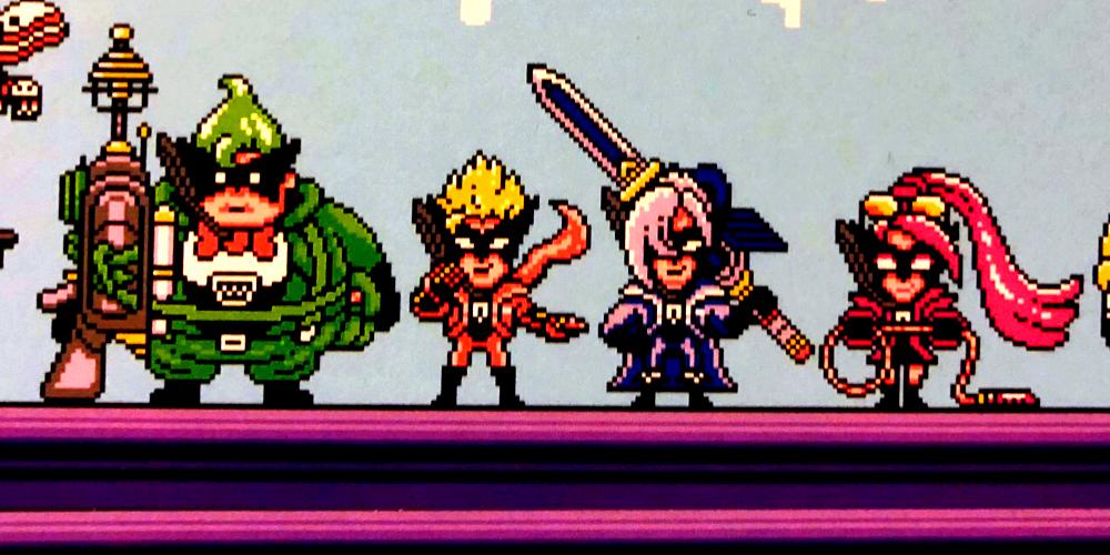 Kickstarter gave us The Wonderful 101 Remastered, but Nintendo may still own the I.P. screenshot