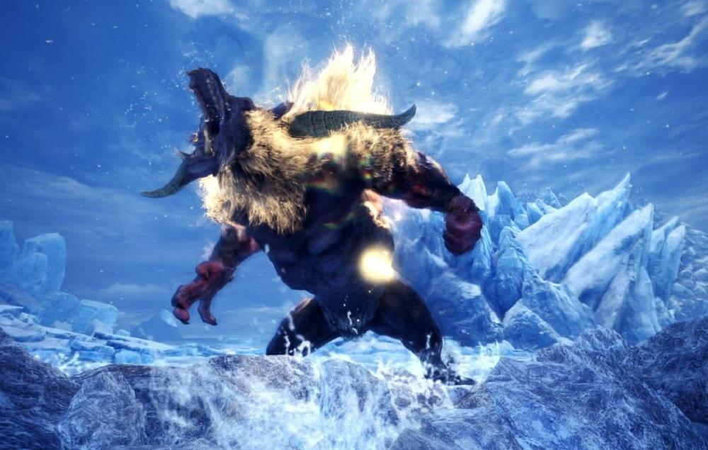 Monster Hunter World: Iceborne's third update hits consoles March 23 screenshot