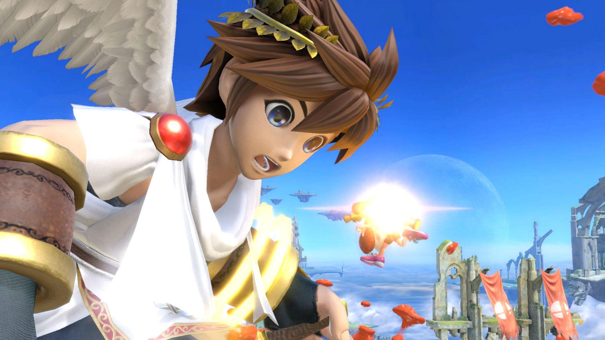 Sakurai wasn't teasing the return of an old Smash 4 stage in Smash Ultimate screenshot