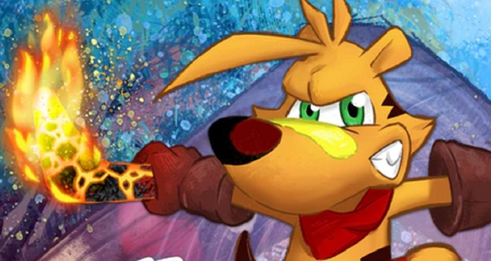 TY the Tasmanian Tiger HD ready to rock in new Nintendo Switch trailer screenshot