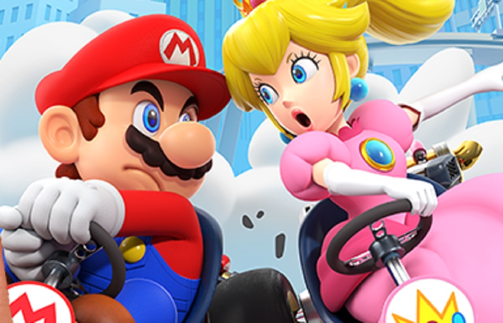 Mario Kart Tour multiplayer mode launches this weekend screenshot