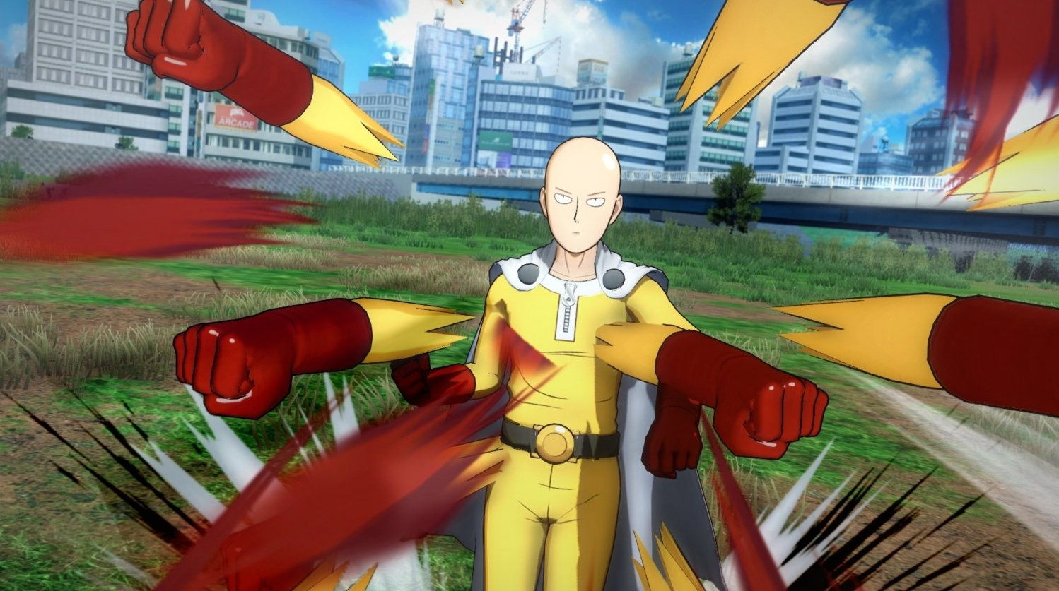Review: One Punch Man: A Hero Nobody Knows screenshot