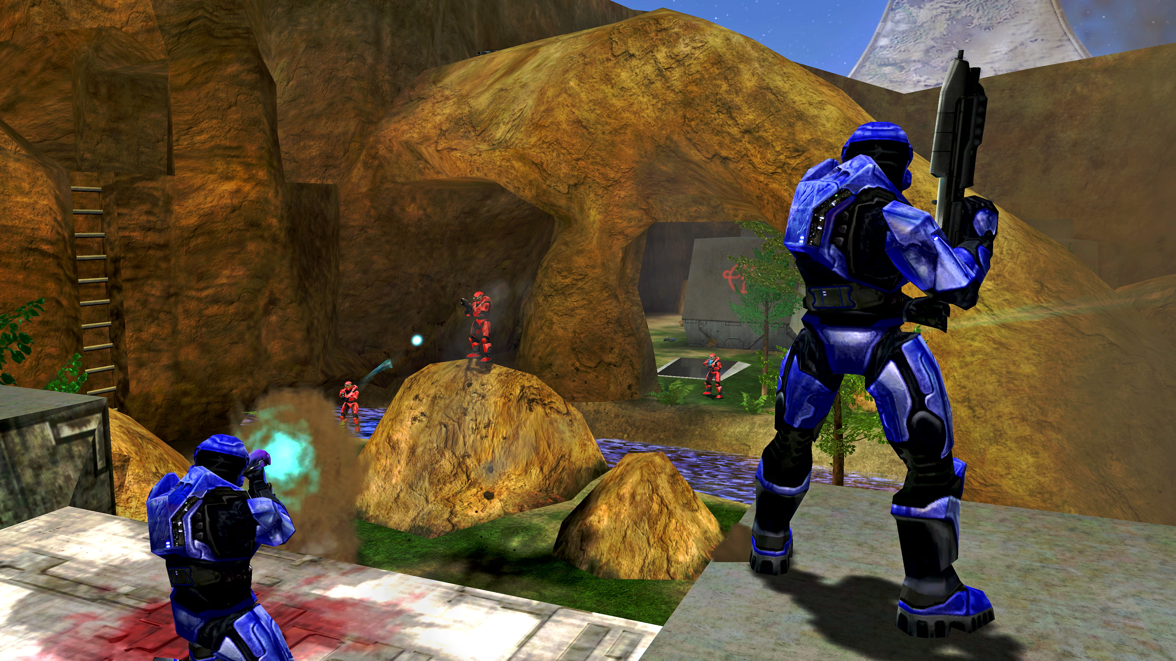 Halo: Combat Evolved just got added to Master Chief Collection on PC screenshot